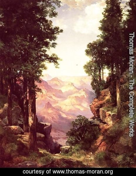 Thomas Moran - Grand Canyon I