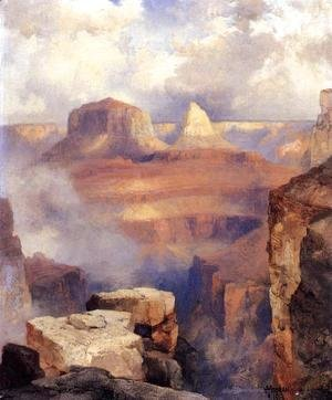 Thomas Moran - Grand Canyon III