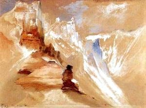 Thomas Moran - Yellowstone Canyon II
