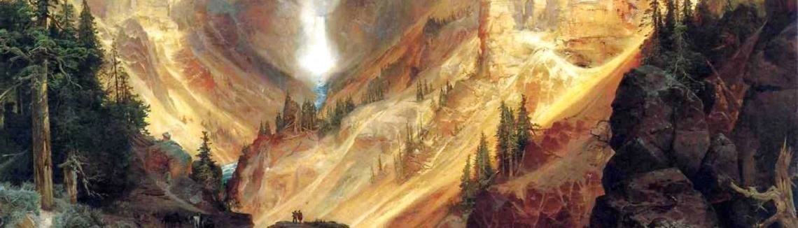Thomas Moran - Grand Canyon of the Yellowstone
