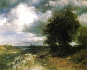 Thomas Moran - East Moriches