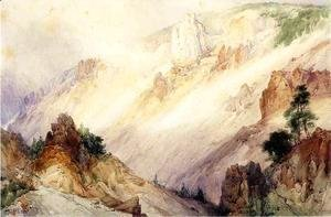 Thomas Moran - Grand Canyon of the Yellowstone I
