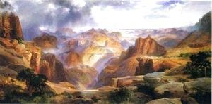 Thomas Moran - Grand Canyon IV