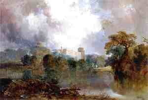 Thomas Moran - Windsor Castle I