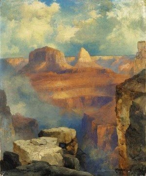 Thomas Moran - Grand Canyon 2