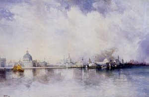 Thomas Moran - Worlds Columbian Exposition 1894