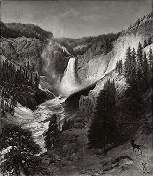 Thomas Moran - Grand Canyon of the Yellowstone1