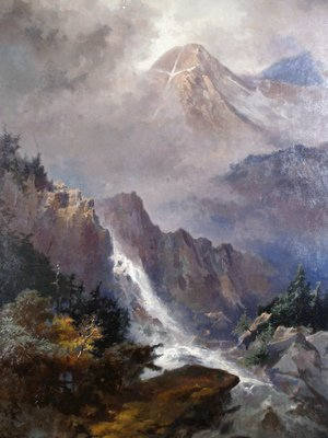 Thomas Moran - Mount of the Holy Cross