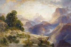 Thomas Moran - grand_canyon