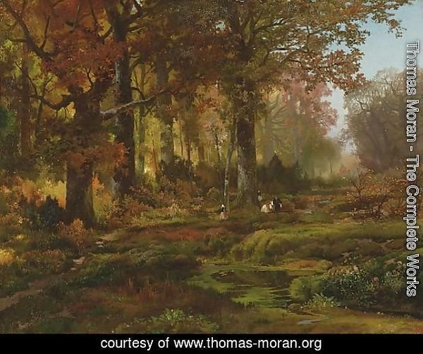 Nutting, Autumn