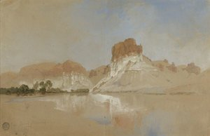 Thomas Moran - Green River, Wyoming Territory, 1879