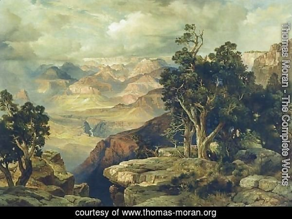 The Grand Canyon 1912
