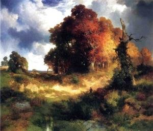 Thomas Moran - Autumn