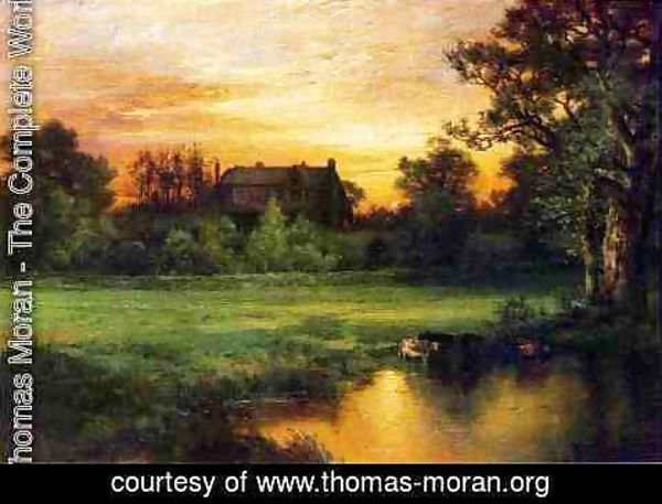 Thomas Moran - Easthampton
