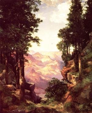 Thomas Moran - Grand Canyon2