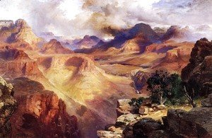 Thomas Moran - Grand Canyon3