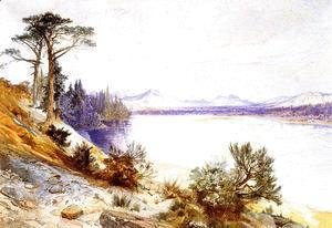 Thomas Moran - Head Of The Yellowstone River