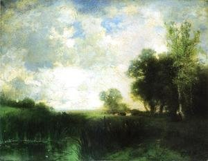 Thomas Moran - Lowery Day