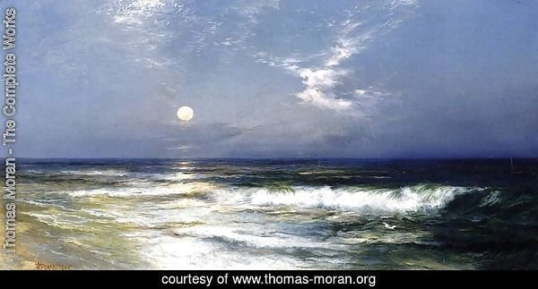 Moonlit Seascape2